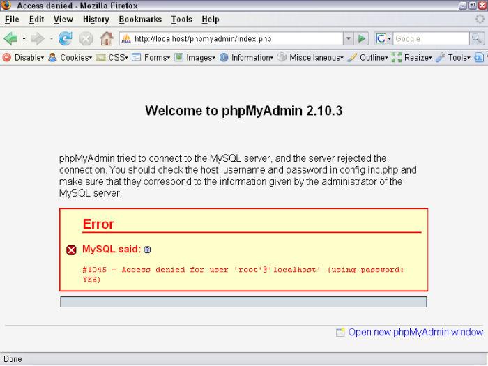 Скачать phpmyadmin 2. 10.